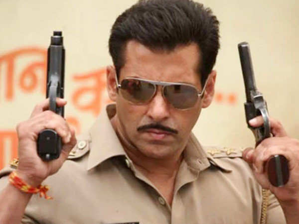 Salman Khan's Dabangg 3 to be released in four different languages
