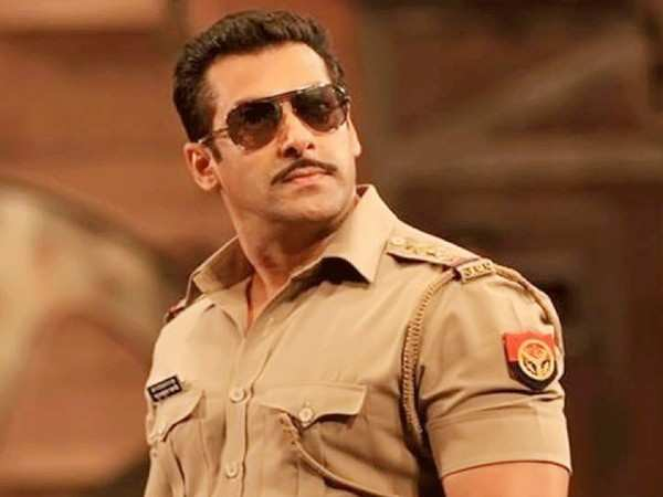 Salman Khan asks for a ban on cell phones on the sets of Dabangg 3