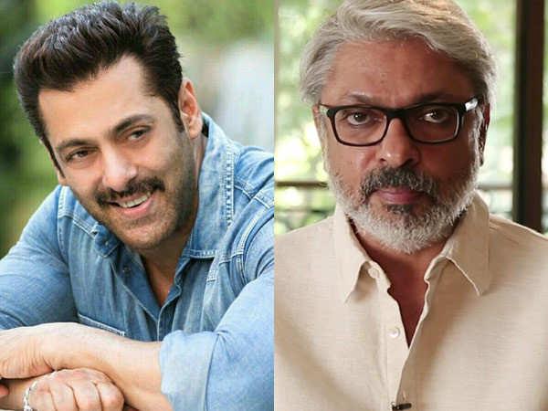 Creative differences between Salman Khan and Sanjay Leela Bhansali lead to Inshallah being shelved?