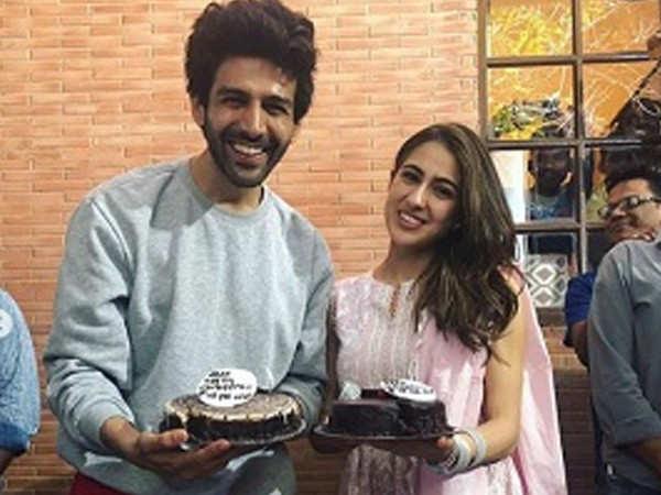 Here's what Kartik Aaryan did for Sara Ali Khan's birthday last week
