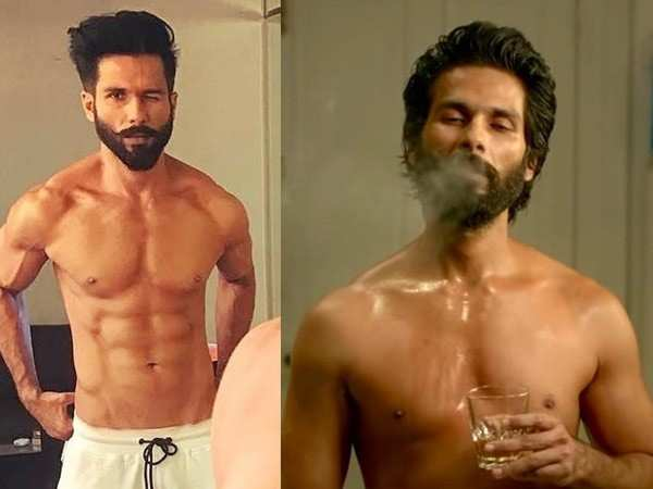 Shahid Kapoor on how challenging it was to play Kabir Singh being a teetotaller