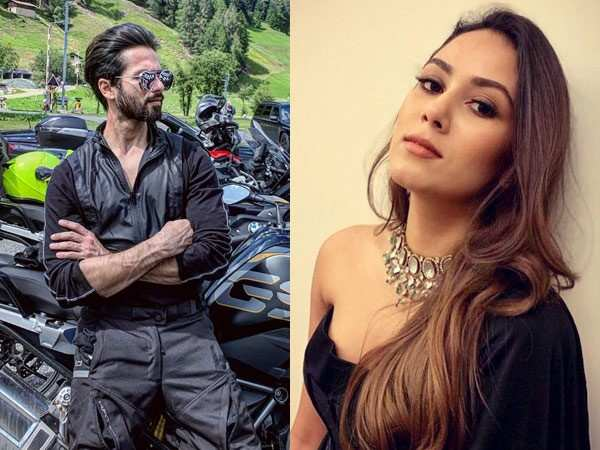 Mira Kapoor can't stop drooling over Shahid Kapoor's latest picture