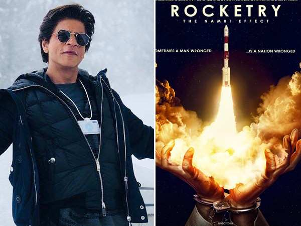 Revealed: Shah Rukh Khan to play THIS role in R Madhavan's Rocketry: The Nambi Effect