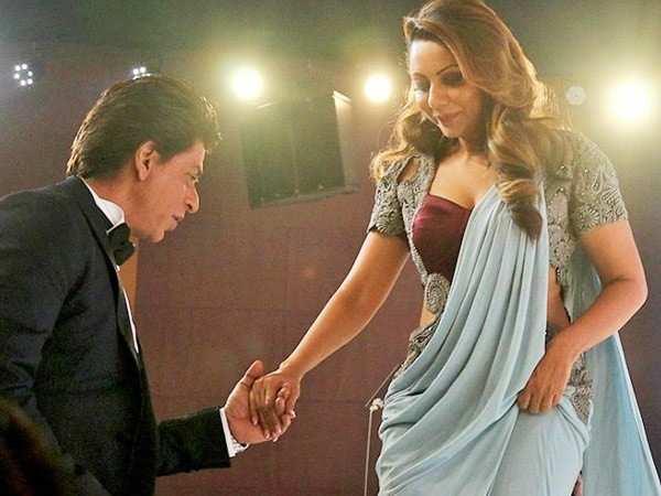 Shah Rukh Khan can't stop praising Gauri Khan in his latest post
