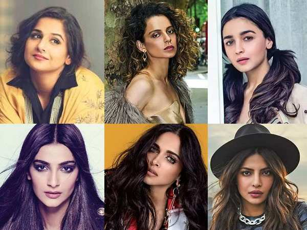 Evolution of Bollywood's female superstars