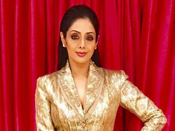 On Sridevi's 56th birth anniversary, Bollywood remembers the icon