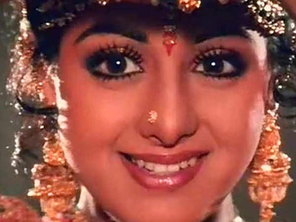 Birthday special: Sridevi's best films in Bollywood