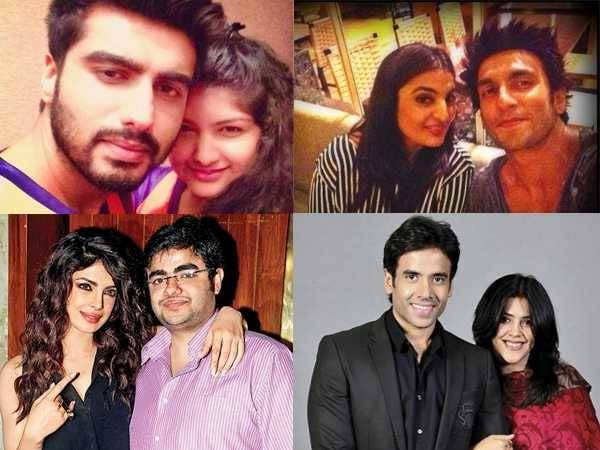 Stars talk about their siblings