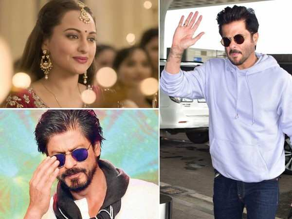 Shah Rukh Khan, Anil Kapoor and other stars wish their fans on Eid
