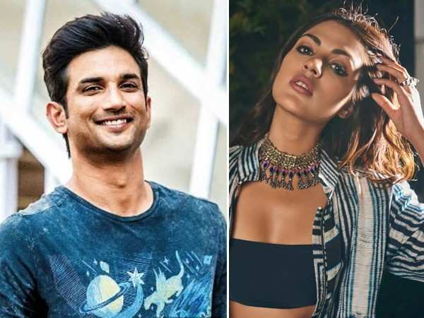 Sushant Singh Rajput finally reacts to reports of him dating Rhea Chakraborty