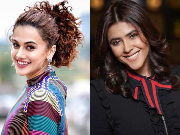 Exclusive: Taapsee Pannu to team up with Ekta Kapoor?
