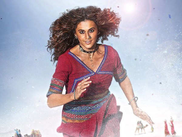 Taapsee Pannu to play an athlete in Rashmi Rocket