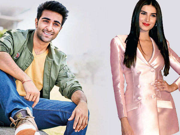 Has Tara Sutaria found a new close friend in Aadar Jain?
