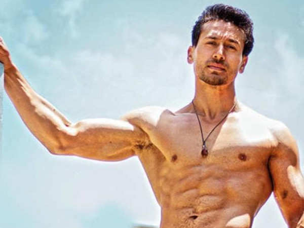 Tiger Shroff gets talking about his love for action