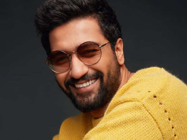 Vicky Kaushal reveals his idea of a perfect date
