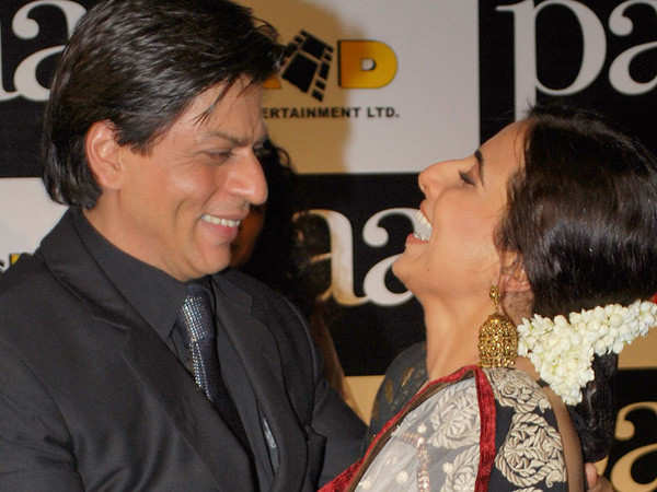 Vidya Balan keen on doing a romantic film with Shah Rukh Khan