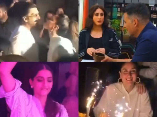 35 videos of celebs that created a stir on the internet in 2019