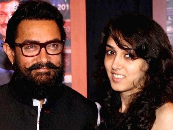 Aamir Khan's special act for daughter Ira Khan