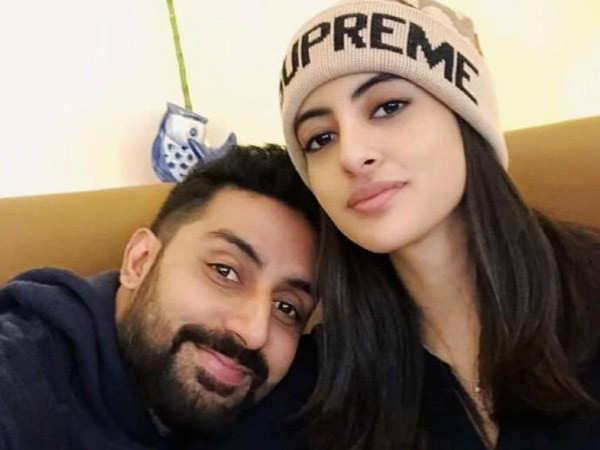 Here's how Abhishek Bachchan wished his niece on her birthday