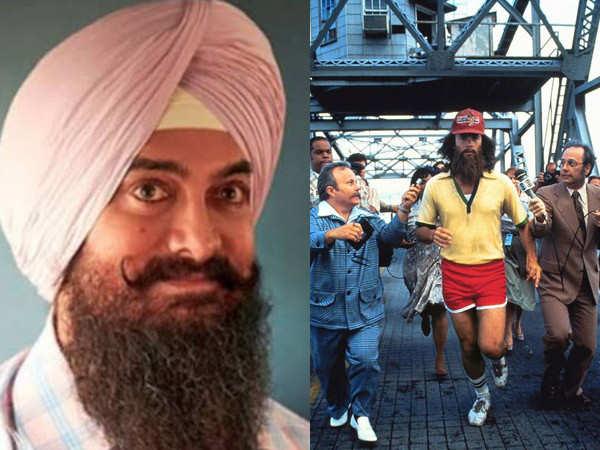 Aamir Khan looks just like Tom Hanks in his new look from Laal Singh Chadda