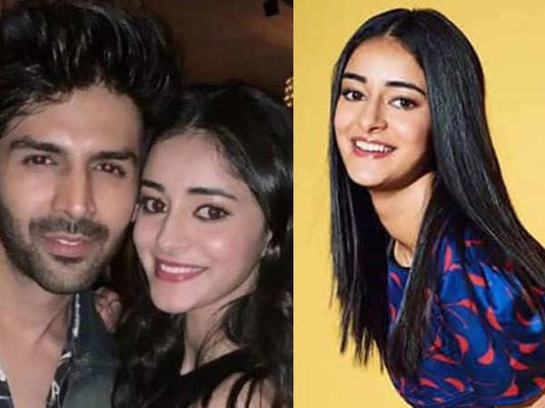 Here's how Ananya Panday reacted to questions about dating Kartik Aaryan