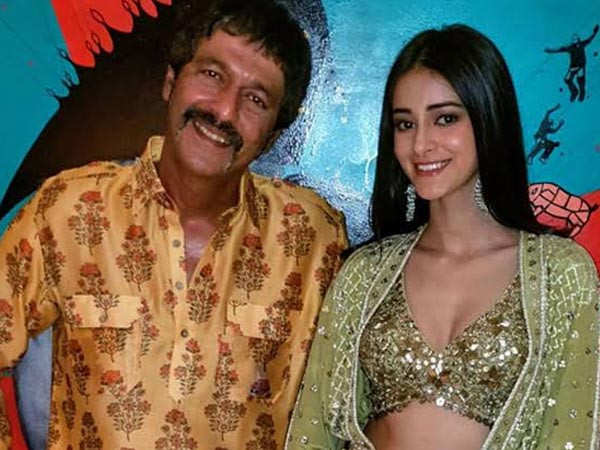 Ananya Panday reveals what she's learnt from Chunky Panday's Bollywood career