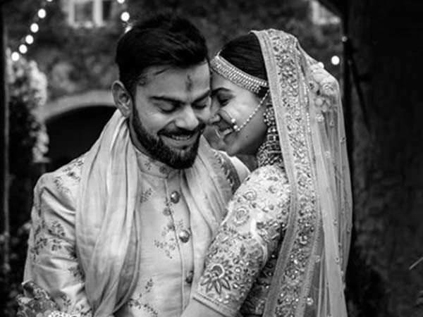 Virat Kohli and Anushka Sharma Post Heartfelt Messages For Each Other On Their Second Anniversary