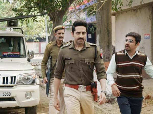 Ayushmann Khurrana is Gearing Up To Play a Cop in This South Remake
