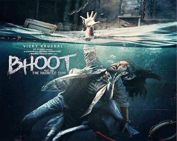 Bhoot Yaklaşan Bollywood Filmleri 2020