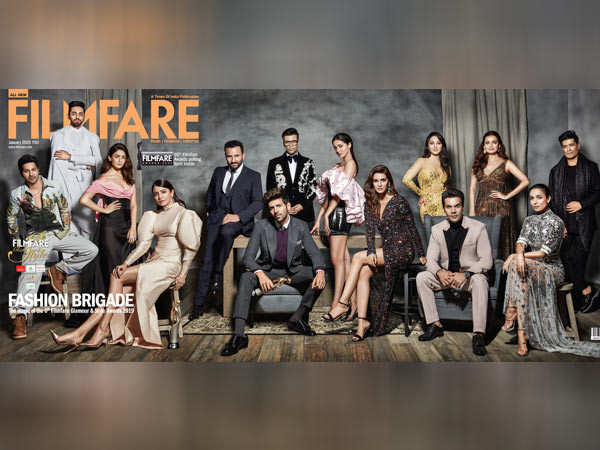 Winners of the 6th Filmfare Glamour & Style Awards slay  on our latest cover