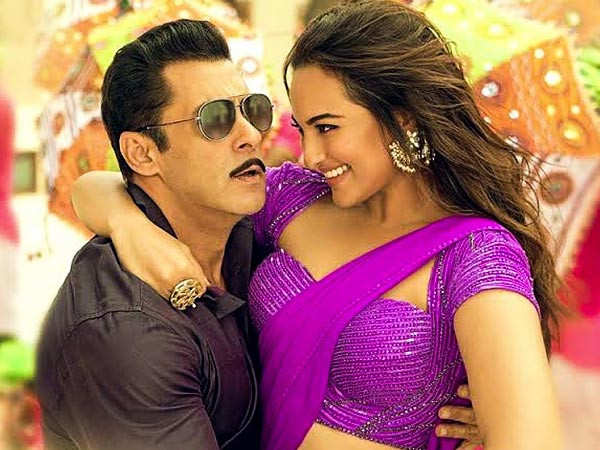 Dabangg 3 witnesses a dip in its collections