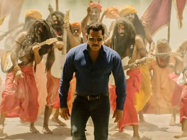 Makers remove objectionable scenes from Hud Hud Dabangg song
