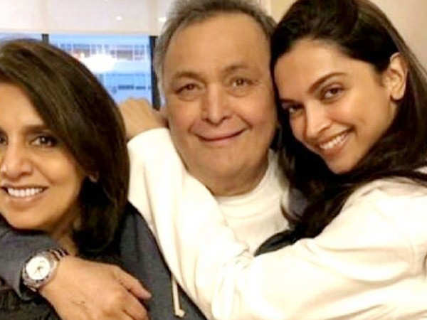 Deepika Padukone to act with Rishi Kapoor in her next?