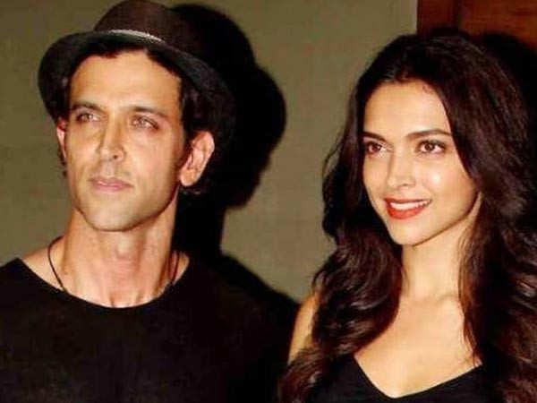 Hrithik Roshan and Deepika Padukone to come together for Draupadi?