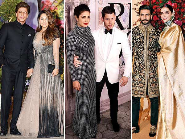 Match Point! Profiling the evolution of B-town's most stylish couples