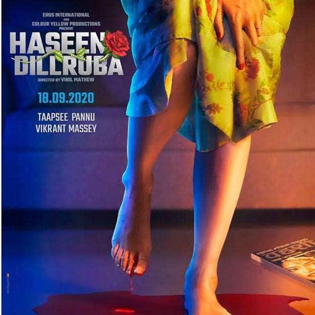 Haseen Dilruba Upcoming Bollywood Movies 2020
