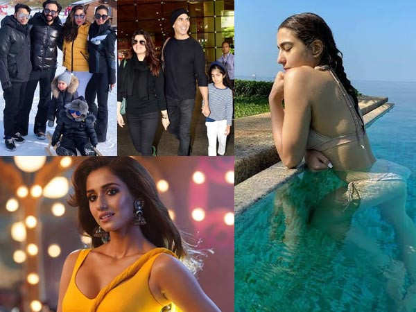 Here's where your favourite Bollywood stars will be welcoming 2020