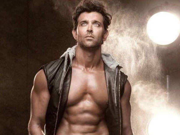 Hrithik Roshan voted as the Sexiest Male of the Decade in a poll