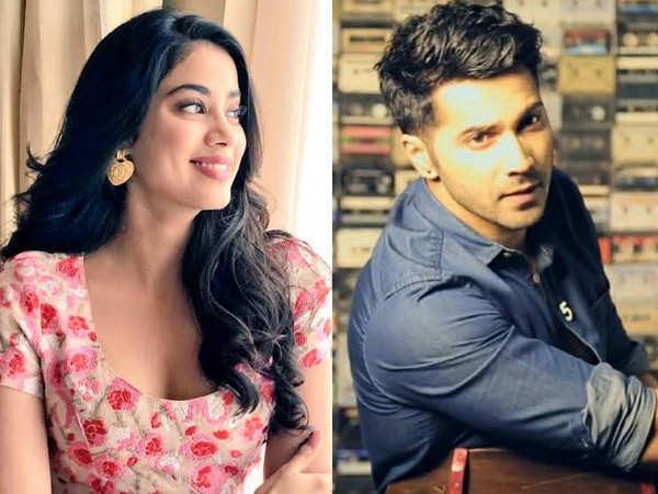 Janhvi Kapoor replaces Kiara Advani in Varun Dhawan's Mr. Lele