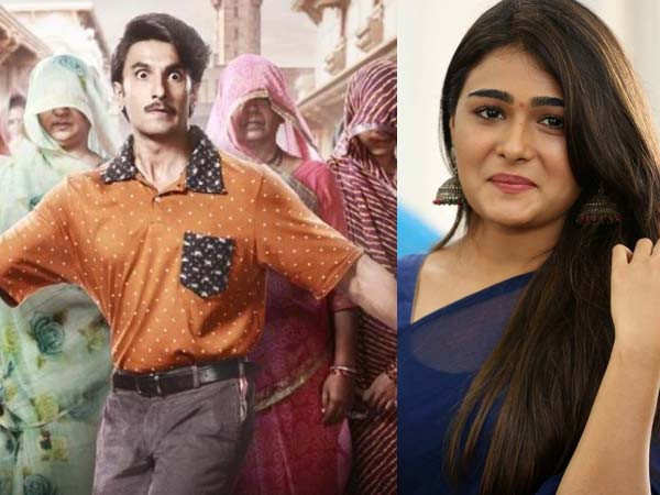 Shalini Pandey to make her Bollywood debut opposite Ranveer Singh in Jayeshbhai Jordaar