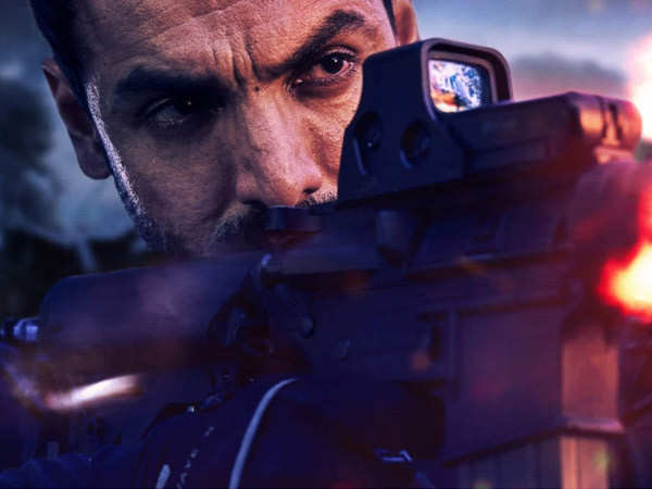 John Abraham's Attack gets a release date