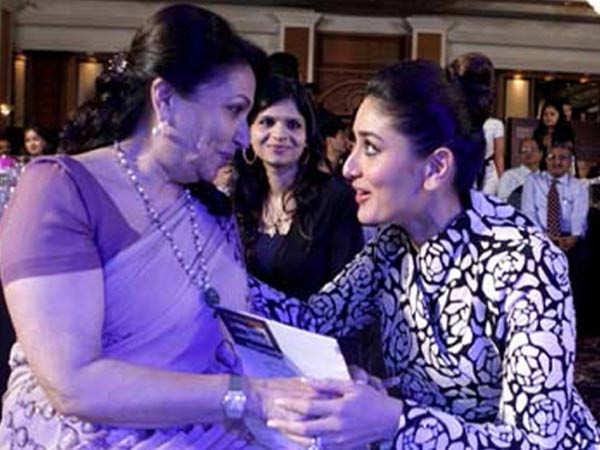 Here's why Sharmila Tagore can't stop praising Kareena Kapoor Khan