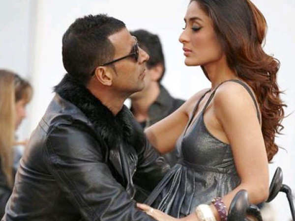Akshay Kumar was the first person to know about Kareena Kapoor Khan and Saif Ali Khan's relationship