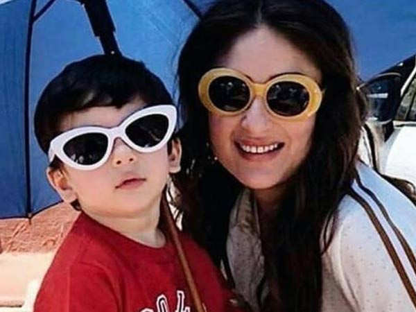 Kareena Kapoor Khan reveals Taimur Ali Khan's birthday plans