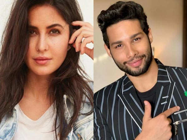 Siddhant Chaturvedi confirms starring in a horror-comedy with Katrina Kaif