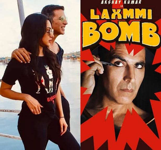 Laxmmi bomba gelecek bollywood film 2020