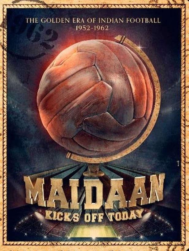 Maidan gelecek bollywood film 2020
