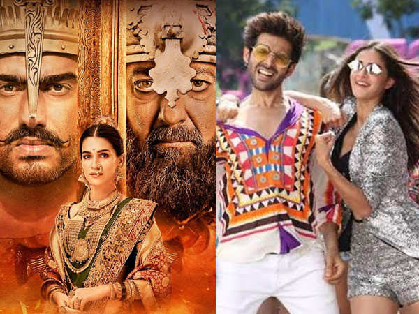 Here's how much Pati Patni Aur Woh and Panipat managed to earn at the box-office