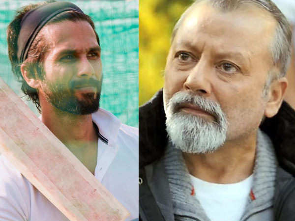 Pankaj Kapur to play Shahid Kapoor's mentor in Jersey