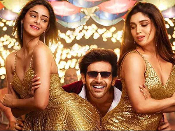 Pati Patni Aur Woh becomes Kartik Aaryan's highest week one grosser